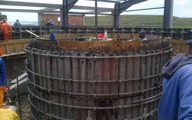 AFRIQUE DU SUD : l'usine d'eau potable de Rouxville sera relancée avant fin 2021©Lohan Construction Industry