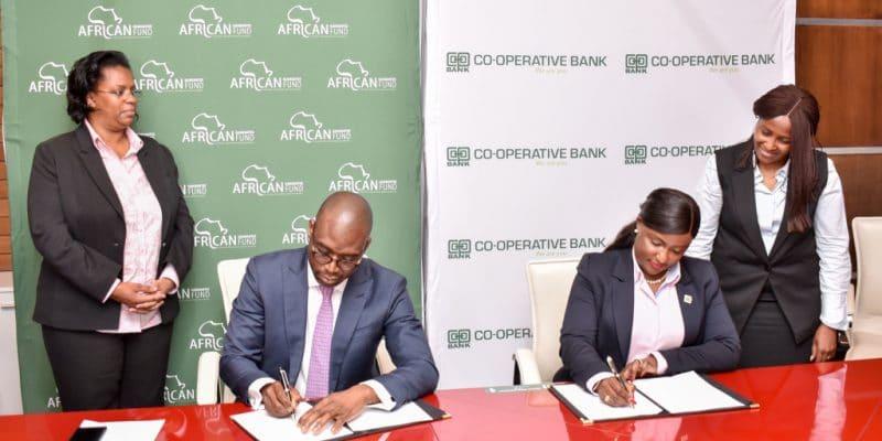 KENYA : Co-operative Bank obtient une garantie de 7,5M$ pour la finance verte des PME©AGF/Shutterstock