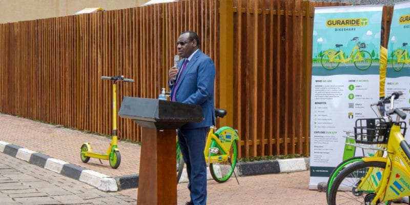 RWANDA: self-service electric bicycles approved in Kigali