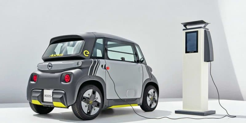 MOROCCO: Stellantis to produce its new electric car at the Kenitra plant© Opel