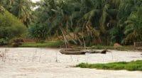 BÉNIN : un premier financement de 33,5 M€ pour démarrer le dragage du lac Ahémé©Cora Unk Photo/Shutterstock
