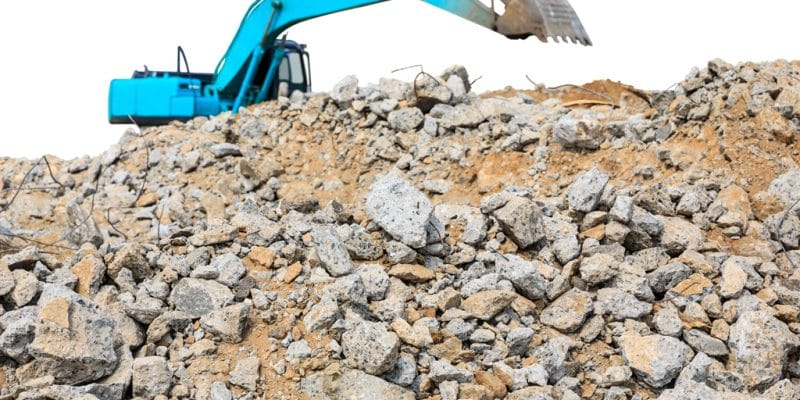 """TUNISIA: EU finances """"RE-MED"""" for the recycling of construction and demolition waste©holwichaikawee/Shutterstock"""