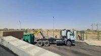 ÉGYPTE : une station de transit améliore la gestion des déchets solides à Qena©Ministère égyptien de l'Environnement