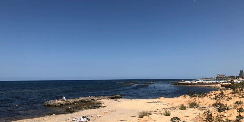 LIBYA: Tripoli's polluted beaches banned from swimming
