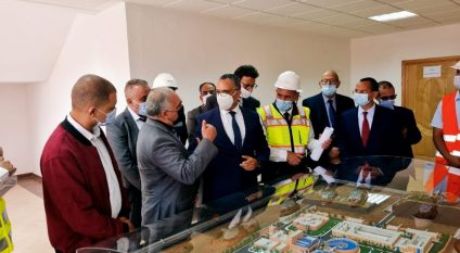 MOROCCO: Onee completes work on the Taroudant drinking water plant©Onee