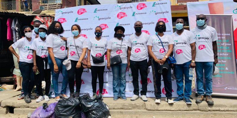 NIGERIA: Lafarge's 2020 CSR approach focuses on waste recovery©Lafarge Africa Plc