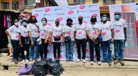 NIGERIA : en 2020 Lafarge a axé sa démarche RSE su la valorisation des déchets©Lafarge Africa Plc