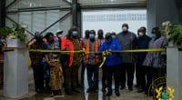 GHANA : une nouvelle usine valorise les déchets solides dans la ville d'Accra©Présidence de la République du Ghana