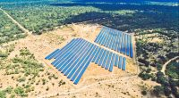 ZIMBABWE : Solgas Energy met en service sa centrale solaire Cross Mabale de 5 MWc© Gamu