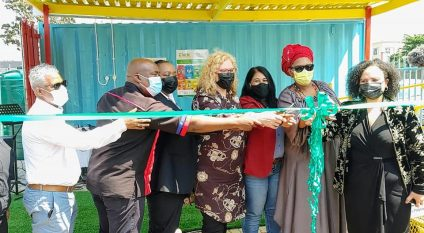 SOUTH AFRICA: Redemption center improves waste management in Buffalo©Buffalo City Metropolitan Municipality