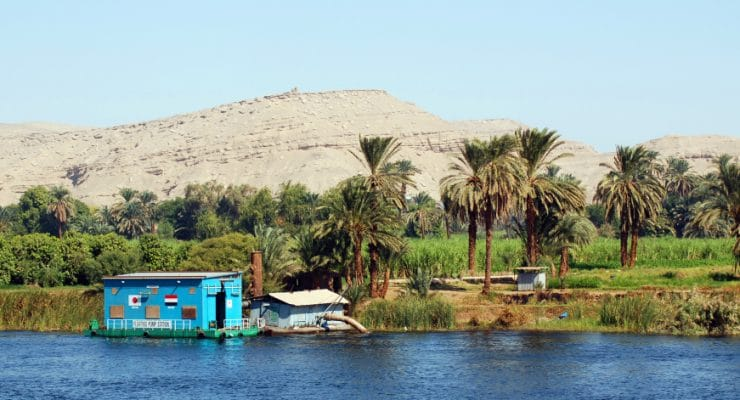 EGYPT: Hassan Allam to pump Nile water to irrigate New Valley
