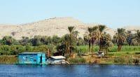 ÉGYPTE : Hassan Allam pompera l'eau du Nil pour irriguer la Nouvelle vallée © meunierd/Shutterstock