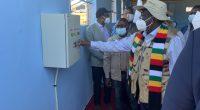 ZIMBABWE: une nouvelle usine d'eau potable pour les populations du Matabeleland Nord ©Zimbabwe National Water Authority