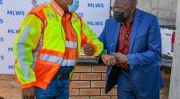 BOTSWANA: Khato Civils brings water to Mmamashia with 100 km of pipeline©Khato Civils