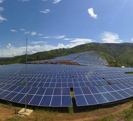 BURUNDI: The 7.5 MWp Mubuga solar power plant is finally entering commercial operation ©Voltalia