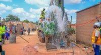 BURKINA FASO : le projet «Djiguifa Dji» pour la réalisation de 120 points d'eau ©Onea