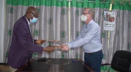 GHANA: GIZ supports a training program on solar powered irrigation©GIZ GHANA