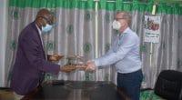 GHANA : la GIZ soutient un programme de formation sur l'irrigation à l'énergie solaire©GIZ GHANA
