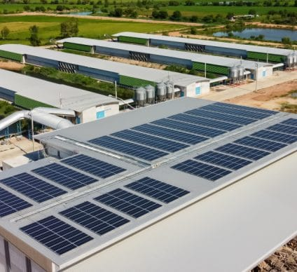 GHANA-SIERRA LEONE: Eiffel supports solar energy for productive use with a €3m loan © NavinTar/Shutterstock