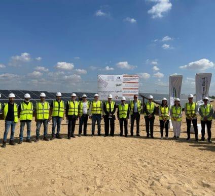 EGYPT: Taqa Arabia commissions 6 MWp solar plant for Dina Farms© Andrew Daniel