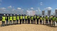 ÉGYPTE : Taqa Arabia met en service une centrale solaire de 6 MWc pour Dina Farms© Andrew Daniel