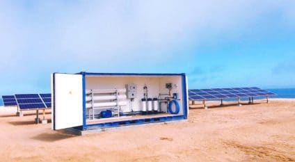 MOROCCO: SWS to install 10 solar water treatment units in Guelmim ©SWS