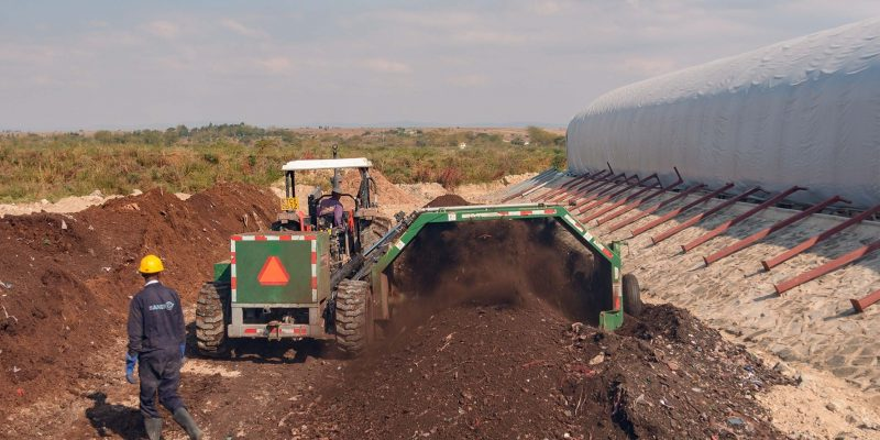 KENYA: Sanergy gets $2.5 million for fertilizer and protein from waste ©Sanergy