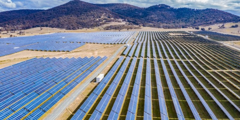 BURKINA FASO: MIGA guarantees €4.5m for the 30 MWp Nagréongo solar power plant© Steve Tritton/Shutterstock