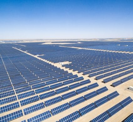 AFRICA: ASI and Bloomberg to raise $1,000bn for solar energy © zhu difeng/Shutterstock