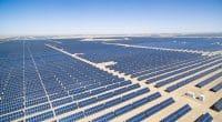 AFRIQUE : l'ASI et Bloomberg vont mobiliser 1 000 Md$ pour l'énergie solaire © zhu difeng/Shutterstock