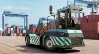 SIERRA LEONE : Bolloré dote le port de Freetown de deux tracteurs électriques© Bolloré Ports