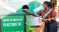 COTE D'IVOIRE : AIVP dote trois banlieues d'Abidjan d'unités de collecte du plastique©AIVP