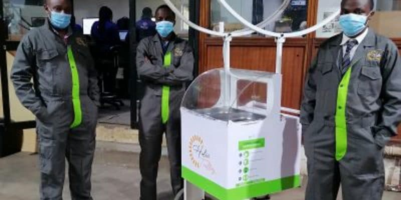 AFRICA: 2021 MGA award for 3 green energy projects ©Zuhura Solutions