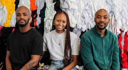 SOUTH AFRICA: Rewoven inaugurates Äänit award through recycling of used textiles©MRF