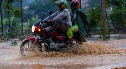 RWANDA: €10 million from NDF to control floods and preserve wetlands©Emmanuel Kwizera/Shutterstock