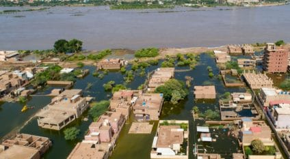 SUDAN - SOUTH SUDAN: a partnership to prevent floods and drought©lier 4 life/Shutterstock