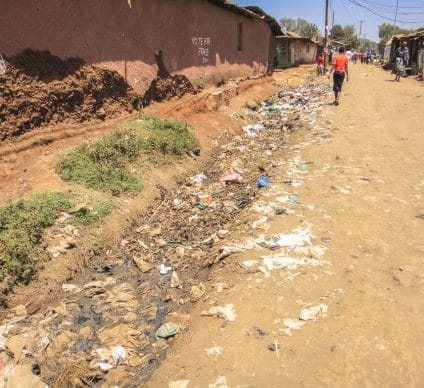 KENYA: Promises of a new pact on plastic waste management ©Authentic travel/Shutterstock